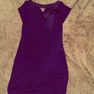 Blue 💙 H&M Ribbon 🎀 Dress